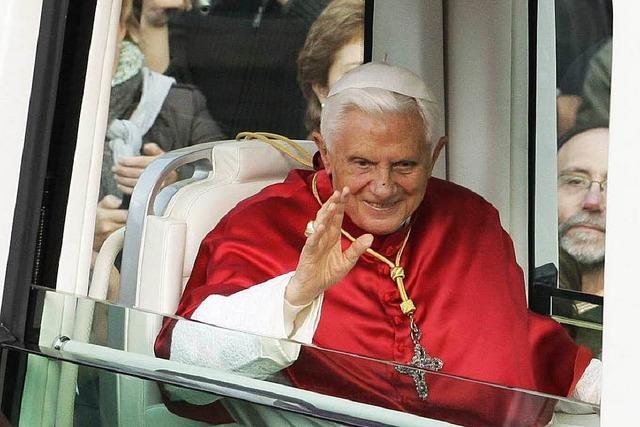 Bankräuber und Papst-Attentäter bleibt in Psychiatrie