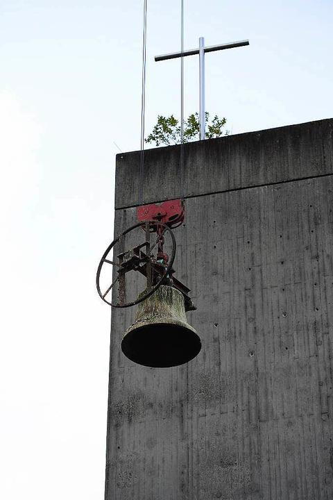 Eine Glocke geht auf Reisen    Foto: Ingo Schneider
