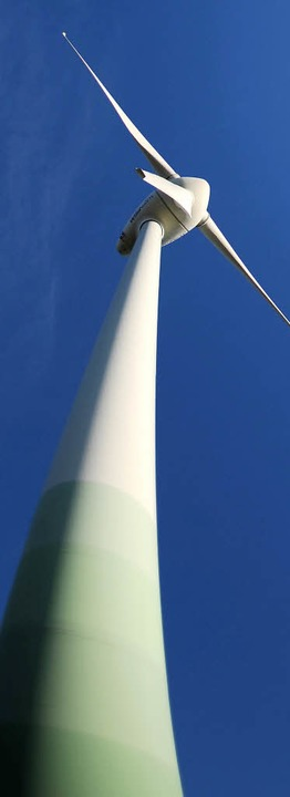 Wird die Trinkwasser-Sicherheit zu ein...ollen Windkraftstandort im Münstertal?  | Foto: DPA/DAPD