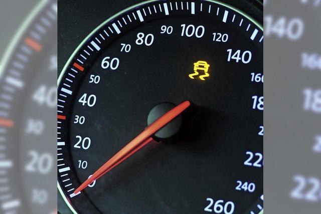 Signale im Cockpit