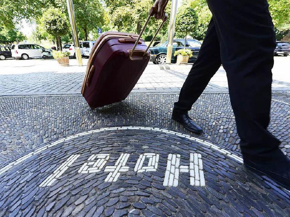 Die Hotels in Freiburg sind gut ausgelastet.   | Foto: Ingo Schneider