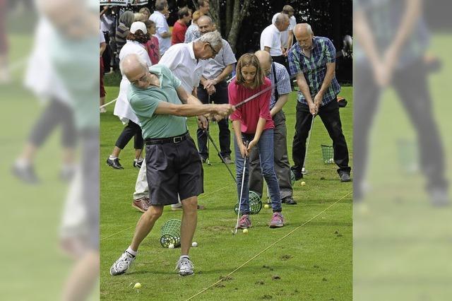 Golfclub Obere Alp feiert Jubiläum
