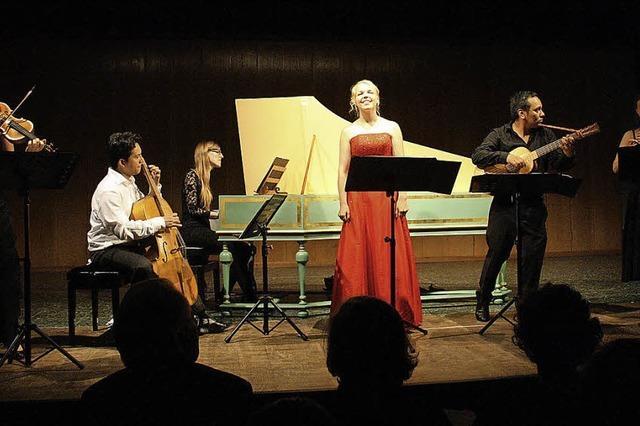 Leidenschaftliche Tanzmusik und Lieder