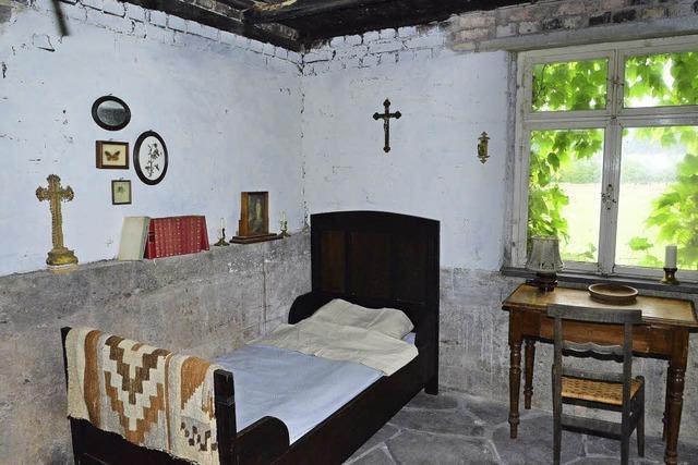 Aus dem alten Backhäusle wird das Pfarrhaus