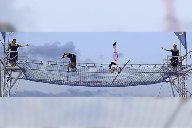Von der Idee, auf dem Seil zu tanzen
