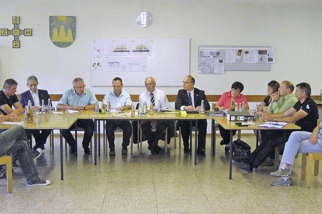 Stabwechsel in Ortschaftsverwaltung