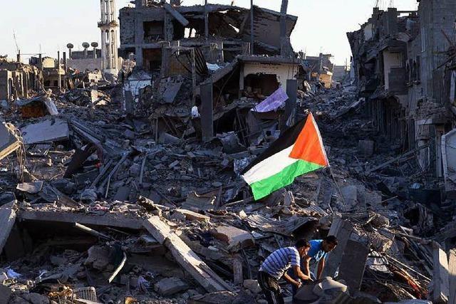 Neuer Schlagabtausch im Gaza-Krieg – hohe Kriegsschäden
