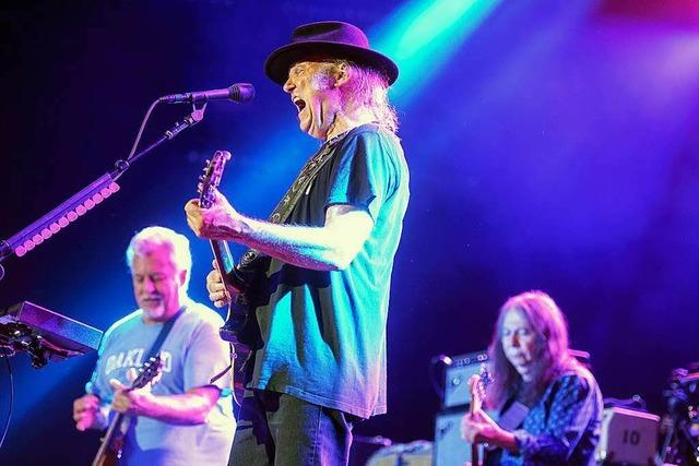 Fotos: Neil Young & Crazy Horse in Colmar