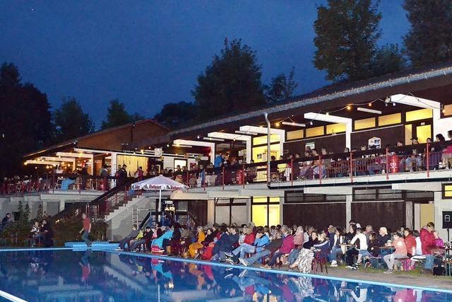 240 Gäste beim Open-Air-Kino