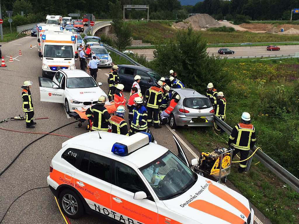 Unfall Offenburg