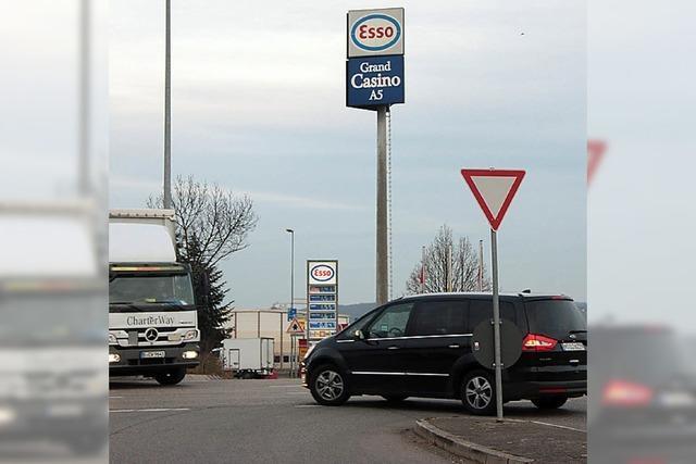 Ampel oder Kreisverkehr?