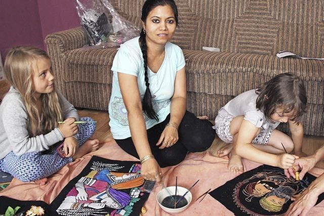 Indische Kultur für Kinder