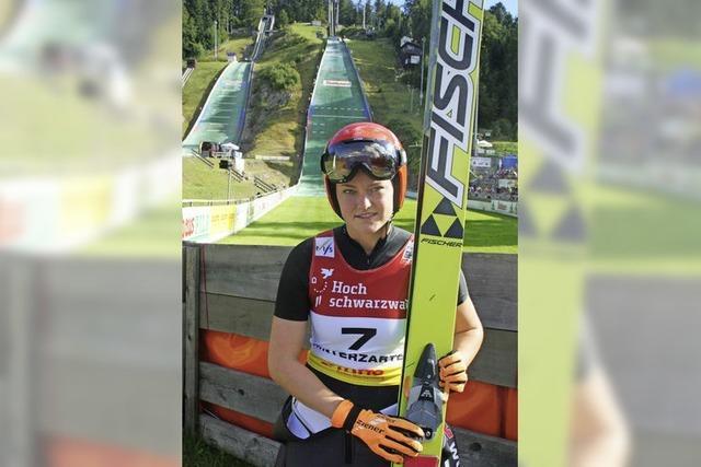 Ernst übertrumpft Olympiasiegerin