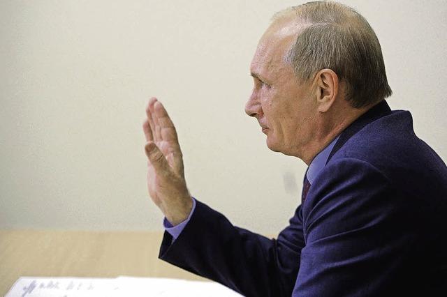 Lebensmittel in Russland sollen bezahlbar bleiben