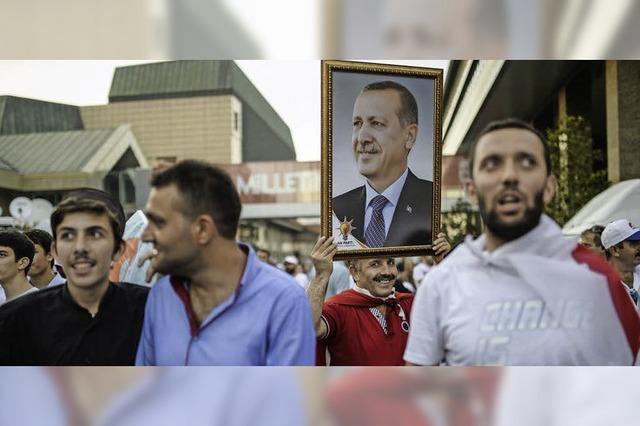 Erdogan - der Sultan vom Bosporus