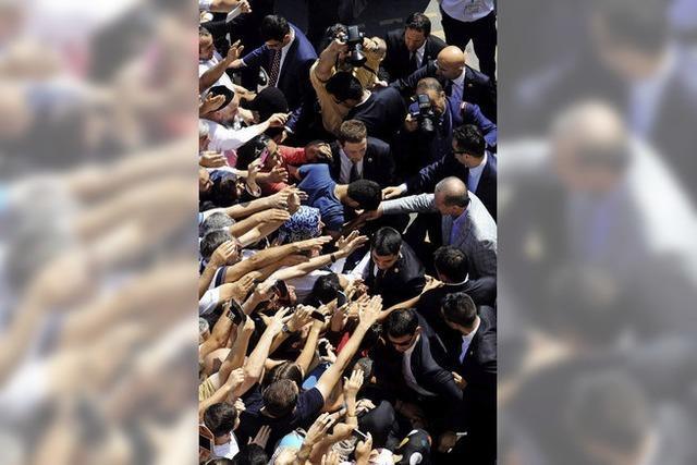 Erdogan gewinnt Wahl in der Türkei