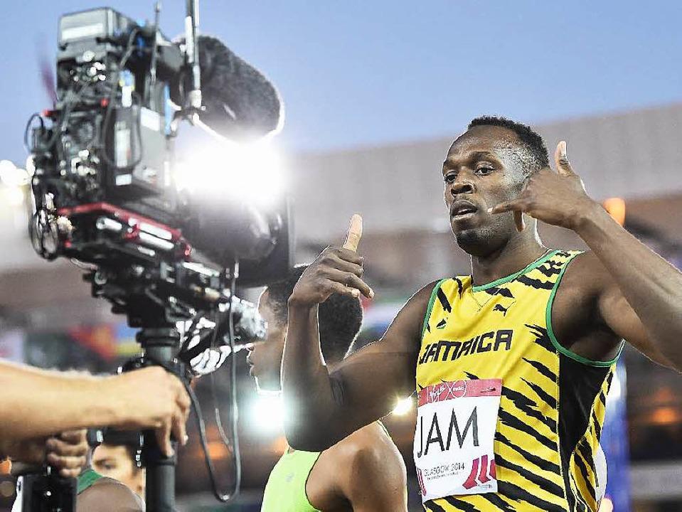Lichtgestalt des Weltsports? Von den z...ellste,  wurde stets negativ getestet.  | Foto: AFP