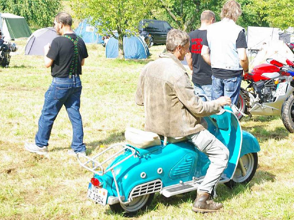 Internationales Motorradtreffen In Lohra 02