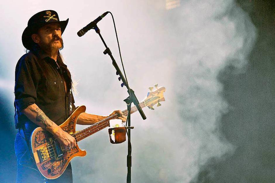 Motörhead (Foto: Andrea Schiffner)