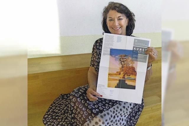 Kunstszene engagiert sich für Hermesbrunnen