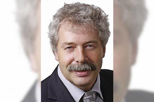 """Pius Mangold (CDU): """"Schäuble ist mein großes Vorbild"""""""