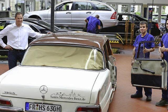 Mercedes-Partner setzen auf Kontinuität und Service