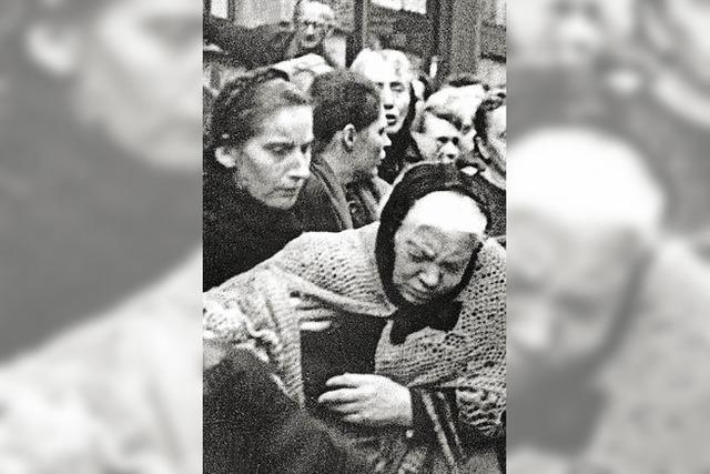 Hamsterkäufe waren nach Kriegsbeginn auch in Säckingen normal