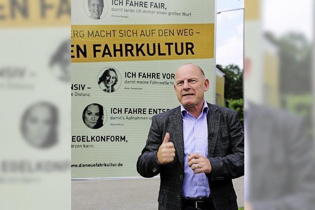 Mehr Rücksicht und Fairness auf den Straßen