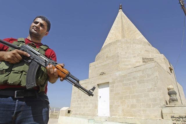 Der Kulturraum im Nord-Irak ist in Gefahr