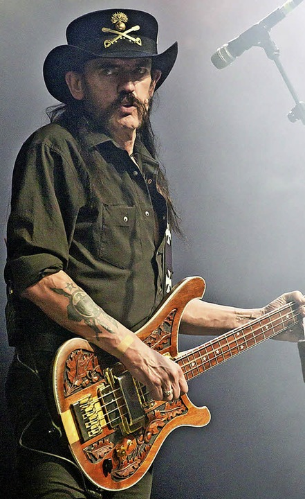 Lemmy Kilmister   | Foto: A. Schiffner