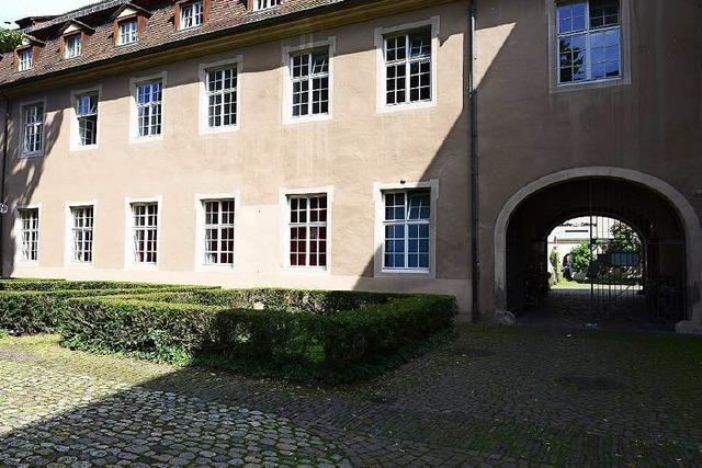 Freiburger Literaturhaus findet Platz in der Alten Universität