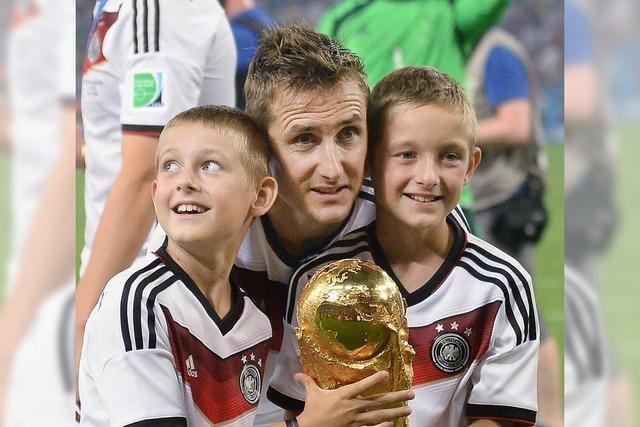 Miroslav Klose: Ein großer Sportsmann geht