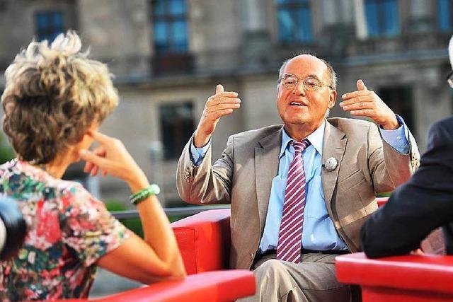 Sommerinterviews in ARD und ZDF als Ritual