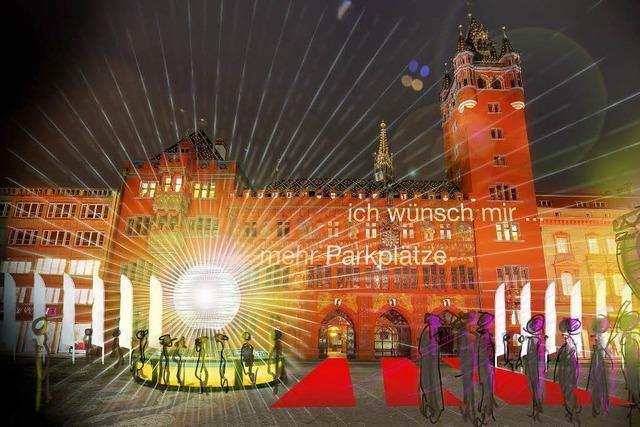 Basler Rathaus als Schalt- und Schnittstelle