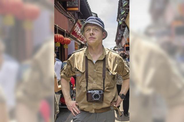 "Peter Chelsom hat François Lelords Roman ""Hectors Reise oder Die Suche nach dem Glück"" verfilmt"