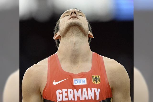 Kugelstoßer Stoll legt bei der Europameisterschaft vor