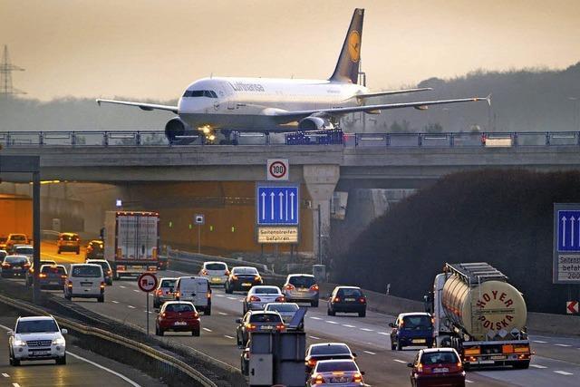 Dritter Terminal in Frankfurt