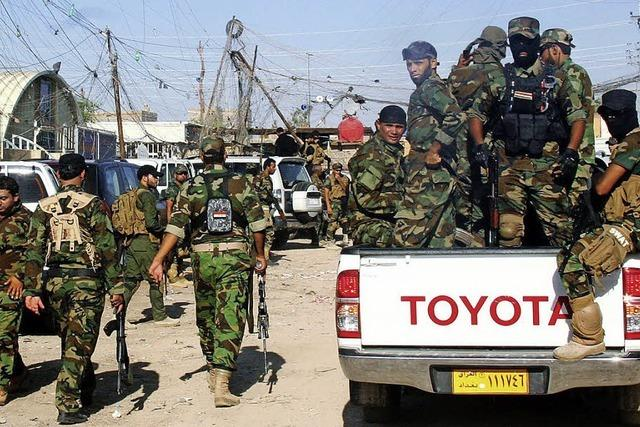 Al-Malikis Macht bröckelt weiter