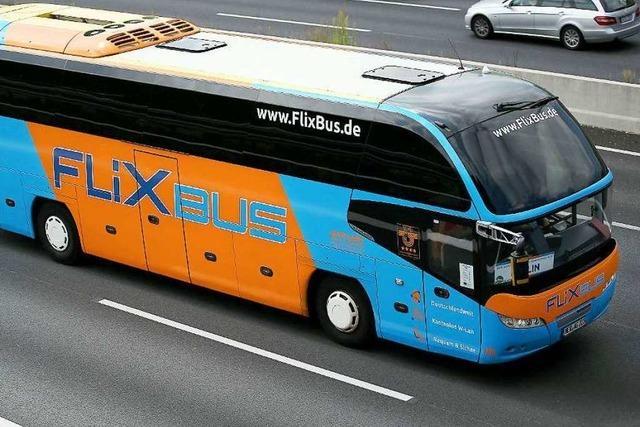 Fernbus-Knoten Offenburg: Jetzt kommt auch noch Flixbus