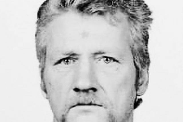 61-Jähriger Lörracher ist spurlos verschwunden