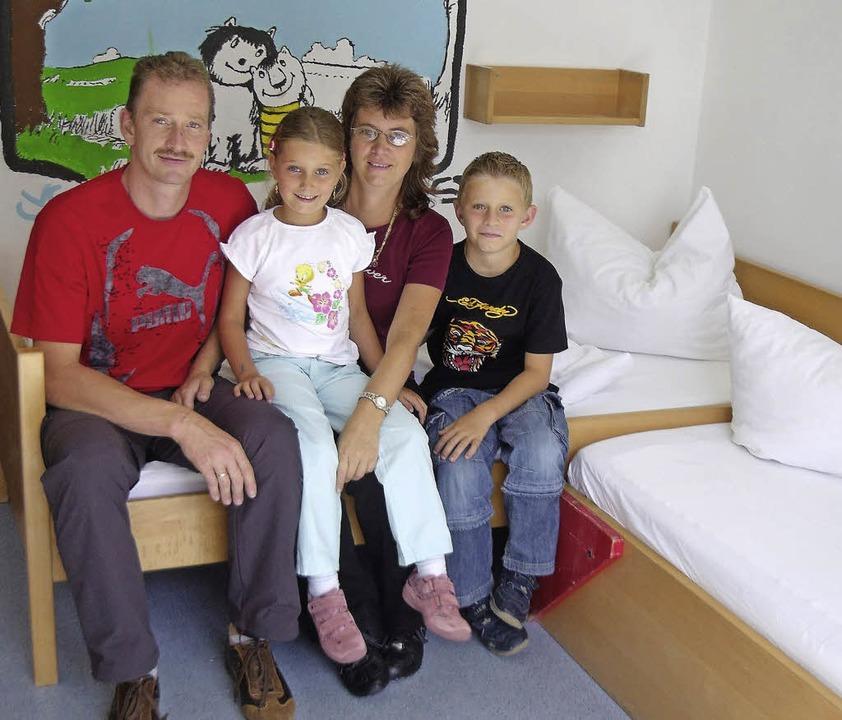 Das  ITZ Caritas-Haus Feldberg ist als...ugendrehabilitation  eine feste Größe.    Foto: Privat