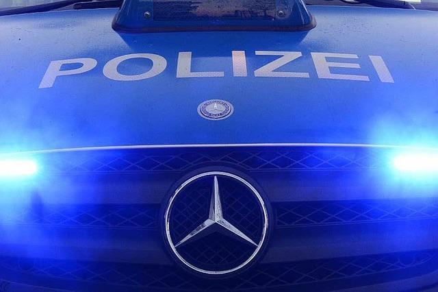 B 33 nach tödlichem Unfall bei Biberach gesperrt