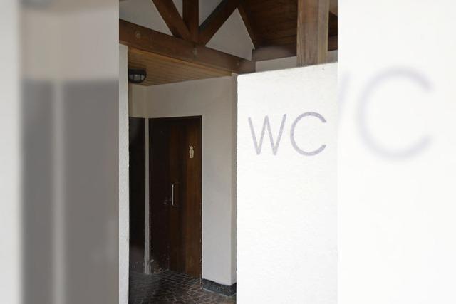 Nette Toilette jetzt in Müllheim