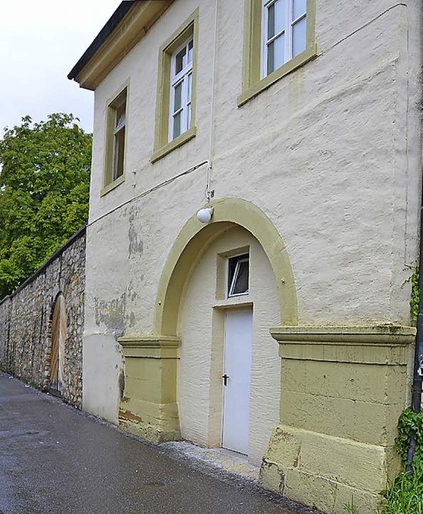 <ppp> und in der Staltengasse</ppp> gibt es öffentliche WC.   | Foto: Babeck-Reinsch