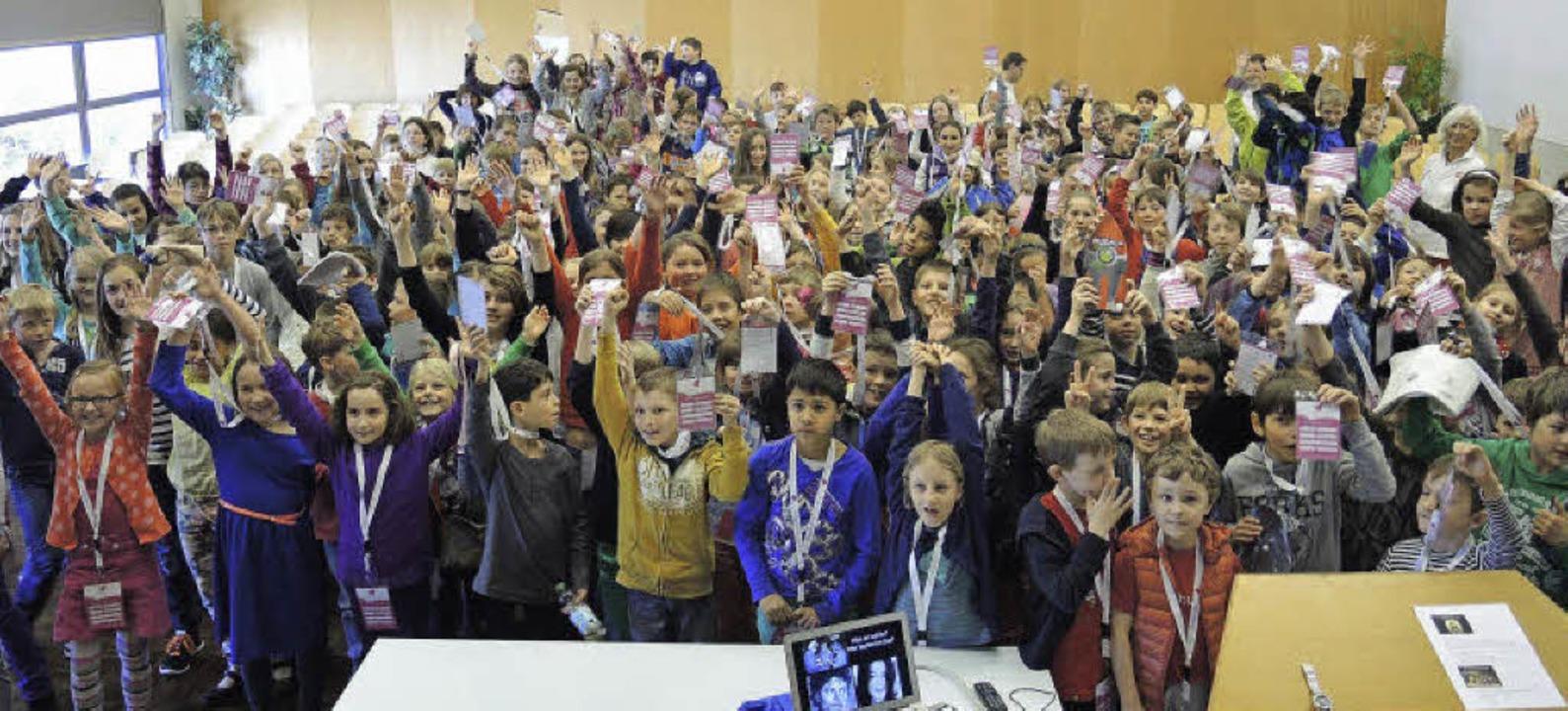 Mehr als 300 Kinder haben  im vergange.... Und die Nachfrage steigt weiter an.   | Foto: Florian Binder