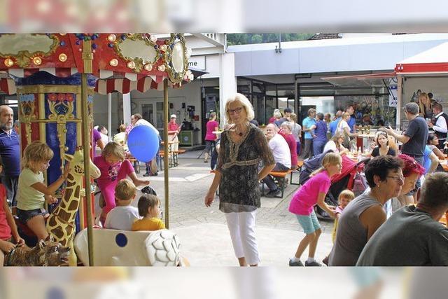 Autohaus-Tage werden zum Volksfest