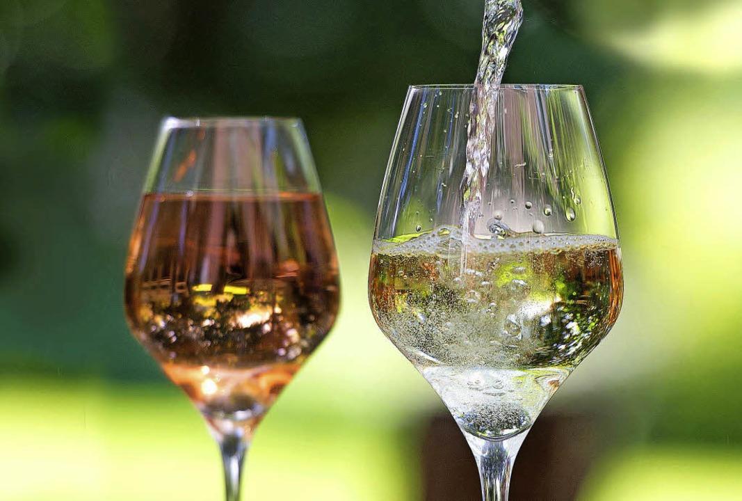 Eingeschenkt: In Emmendingen findet bis Montag das Breisgauer Weinfest statt.  | Foto: DWI