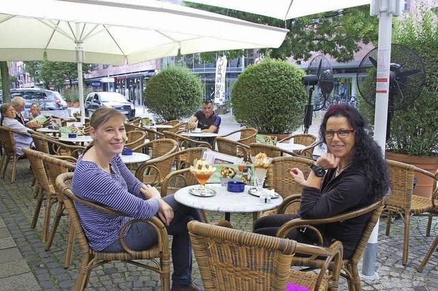 Verregneter Sommer fordert von den Gastronomen Flexibilität