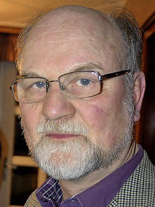 Walter Schwarz    Foto: Peter Gerigk