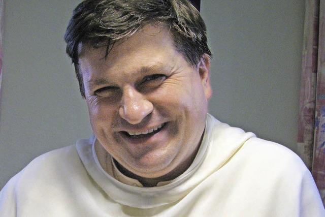 Abschied von Pater Peter